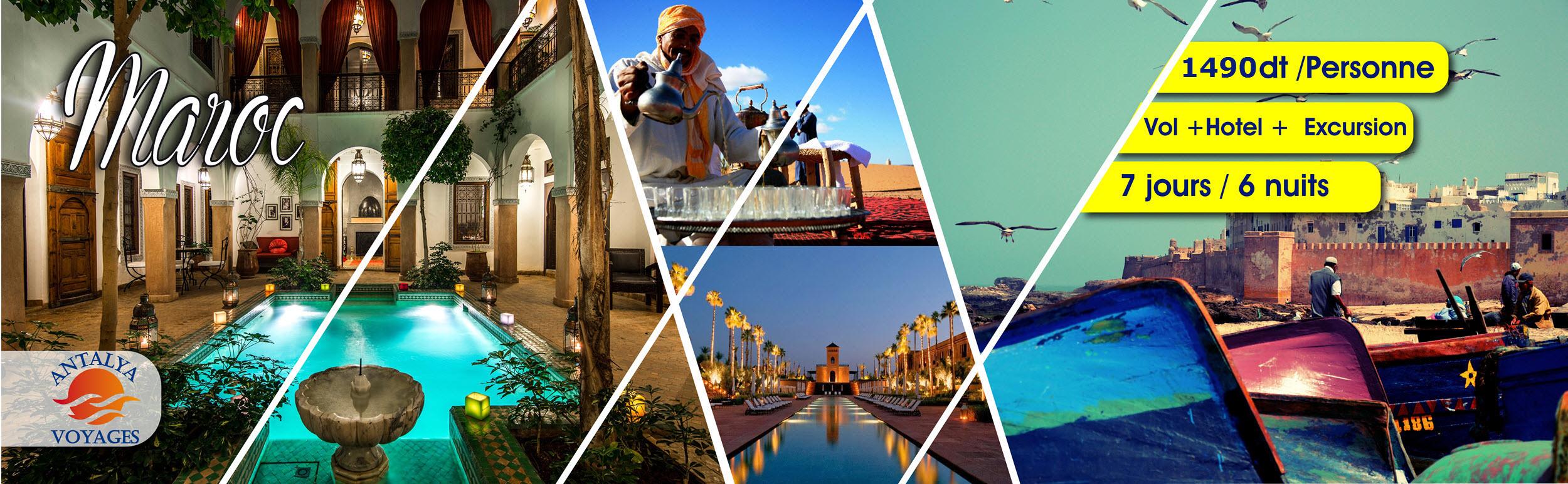 voyage tunisie mars